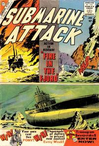 Cover Thumbnail for Submarine Attack (Charlton, 1958 series) #22
