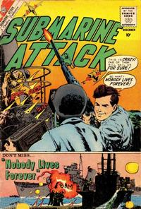 Cover Thumbnail for Submarine Attack (Charlton, 1958 series) #25