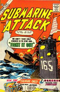 Cover Thumbnail for Submarine Attack (Charlton, 1958 series) #26
