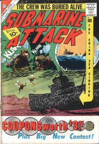 Cover Thumbnail for Submarine Attack (Charlton, 1958 series) #27