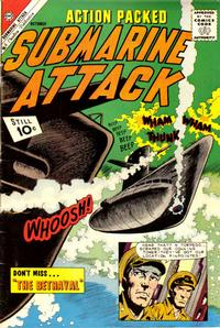 Cover Thumbnail for Submarine Attack (Charlton, 1958 series) #30