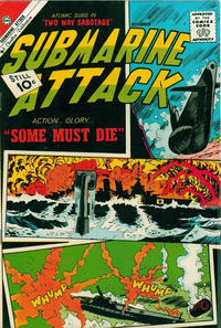 Cover Thumbnail for Submarine Attack (Charlton, 1958 series) #31