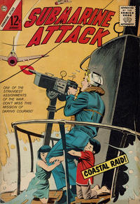 Cover Thumbnail for Submarine Attack (Charlton, 1958 series) #37