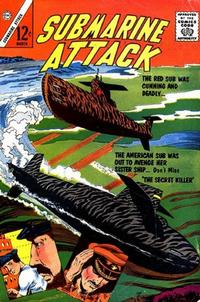 Cover Thumbnail for Submarine Attack (Charlton, 1958 series) #38