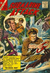 Cover Thumbnail for Submarine Attack (Charlton, 1958 series) #39
