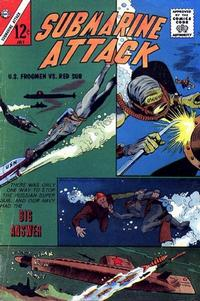 Cover Thumbnail for Submarine Attack (Charlton, 1958 series) #40