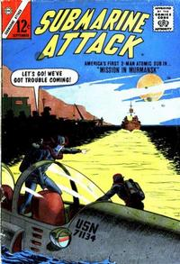 Cover Thumbnail for Submarine Attack (Charlton, 1958 series) #41