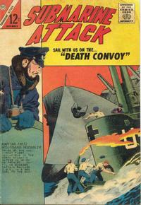 Cover Thumbnail for Submarine Attack (Charlton, 1958 series) #42