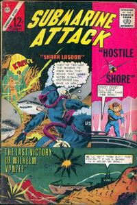 Cover Thumbnail for Submarine Attack (Charlton, 1958 series) #43