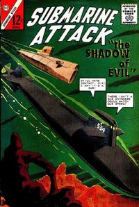 Cover Thumbnail for Submarine Attack (Charlton, 1958 series) #44