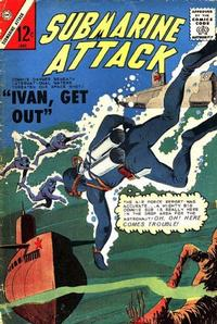 Cover Thumbnail for Submarine Attack (Charlton, 1958 series) #45