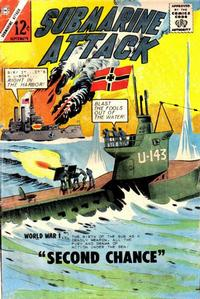 Cover Thumbnail for Submarine Attack (Charlton, 1958 series) #46