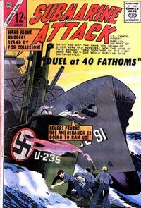 Cover Thumbnail for Submarine Attack (Charlton, 1958 series) #48