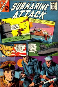 Cover Thumbnail for Submarine Attack (Charlton, 1958 series) #50