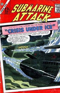 Cover Thumbnail for Submarine Attack (Charlton, 1958 series) #51