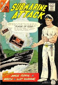 Cover Thumbnail for Submarine Attack (Charlton, 1958 series) #53