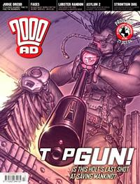 Cover Thumbnail for 2000 AD (Rebellion, 2001 series) #1413