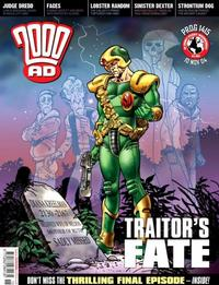 Cover Thumbnail for 2000 AD (Rebellion, 2001 series) #1415