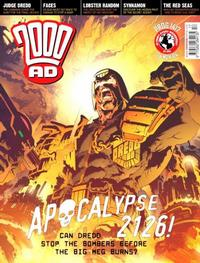 Cover Thumbnail for 2000 AD (Rebellion, 2001 series) #1417