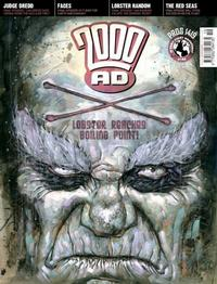 Cover Thumbnail for 2000 AD (Rebellion, 2001 series) #1419