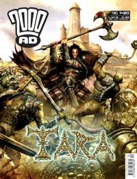 Cover Thumbnail for 2000 AD (Rebellion, 2001 series) #1420