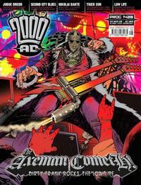 Cover Thumbnail for 2000 AD (Rebellion, 2001 series) #1428
