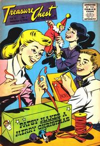 Cover Thumbnail for Treasure Chest of Fun and Fact (George A. Pflaum, 1946 series) #v12#7 [213]