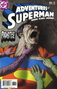 Cover Thumbnail for Adventures of Superman (DC, 1987 series) #633