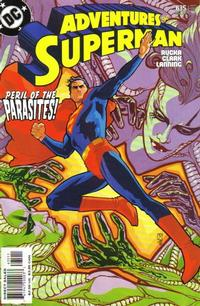 Cover Thumbnail for Adventures of Superman (DC, 1987 series) #635