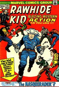 Cover Thumbnail for The Rawhide Kid (Marvel, 1960 series) #119