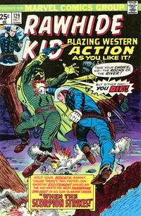 Cover Thumbnail for The Rawhide Kid (Marvel, 1960 series) #129