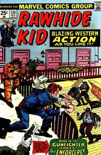 Cover Thumbnail for The Rawhide Kid (Marvel, 1960 series) #130