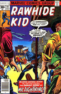 Cover for The Rawhide Kid (Marvel, 1960 series) #141 [35 cent cover price variant]