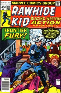 Cover for The Rawhide Kid (Marvel, 1960 series) #144
