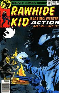 Cover Thumbnail for The Rawhide Kid (Marvel, 1960 series) #149