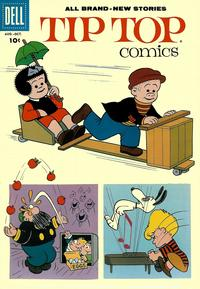 Cover Thumbnail for Tip Top Comics (Dell, 1957 series) #214