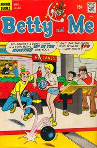 Cover Thumbnail for Betty and Me (Archie, 1965 series) #32