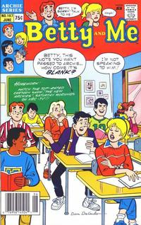 Cover Thumbnail for Betty and Me (Archie, 1965 series) #167