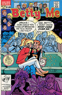 Cover Thumbnail for Betty and Me (Archie, 1965 series) #180