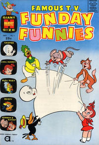 Cover Thumbnail for Famous TV Funday Funnies (Harvey, 1961 series) #1