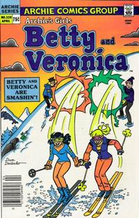 Cover Thumbnail for Archie's Girls Betty and Veronica (Archie, 1950 series) #329
