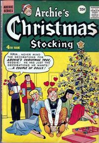 Cover Thumbnail for Archie Giant Series Magazine (Archie, 1954 series) #4