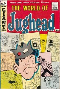 Cover Thumbnail for Archie Giant Series Magazine (Archie, 1954 series) #14