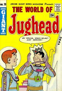 Cover Thumbnail for Archie Giant Series Magazine (Archie, 1954 series) #19