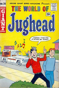Cover Thumbnail for Archie Giant Series Magazine (Archie, 1954 series) #24