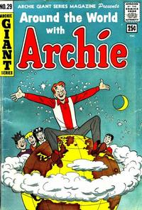 Cover Thumbnail for Archie Giant Series Magazine (Archie, 1954 series) #29