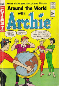 Cover Thumbnail for Archie Giant Series Magazine (Archie, 1954 series) #35