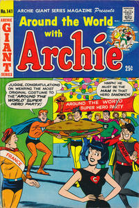 Cover Thumbnail for Archie Giant Series Magazine (Archie, 1954 series) #141
