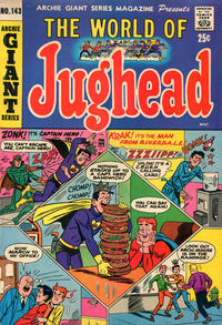 Cover Thumbnail for Archie Giant Series Magazine (Archie, 1954 series) #143