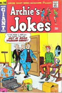 Cover Thumbnail for Archie Giant Series Magazine (Archie, 1954 series) #146